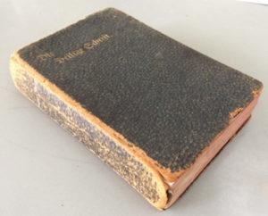 Dietrich Bonhoeffers Konfirmationsbibel