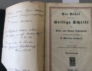 Bonhoeffers Bibel