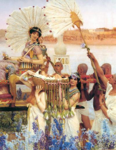 Die Auffindung des Mosesknaben