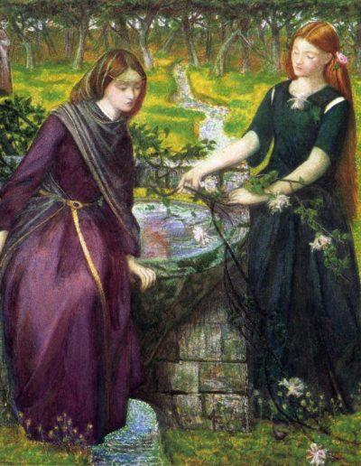 Dante's Vision of_Rachel and Leah