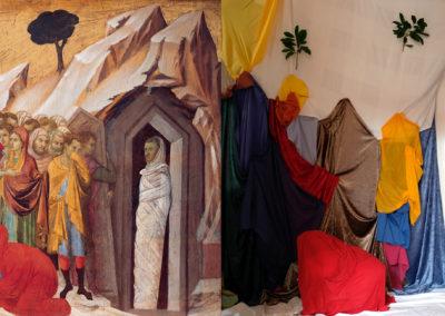 Die Auferweckung des Lazarus - Johannes 11,1-45